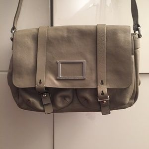 Beige Leather MARC BY MARC JACOBS Small Cross Body
